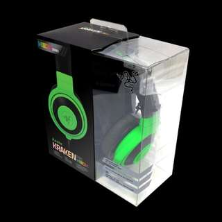 Razer Headphones Kraken Neon