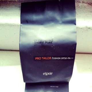 已預定) espoir pro tailor cushion  泰勒專業氣墊粉餅