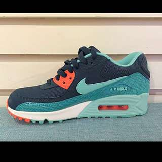 9900b7461cfec Auth Nike Air Max 90 Size 6 Snake Skin