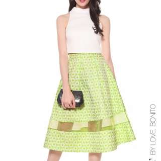 eb46251e25 midi skirt s love bonito s | Women's Fashion | Carousell Singapore