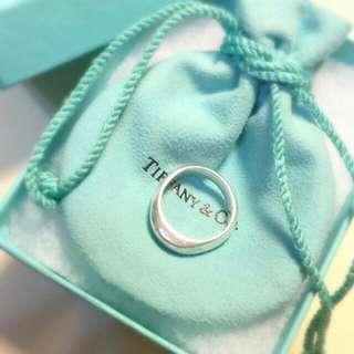 正品純銀 Tiffany&co 戒指