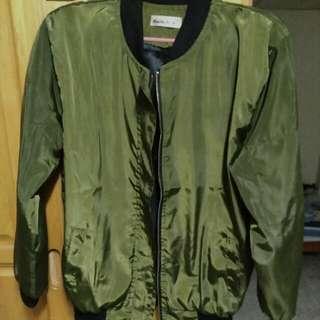 Ma1軍綠外套