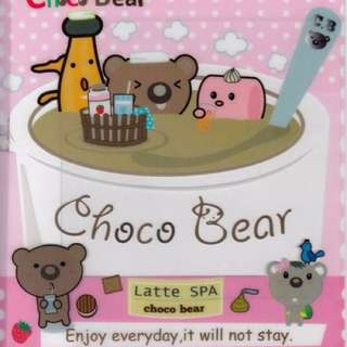 Coco Bear Shoe Name Stickers