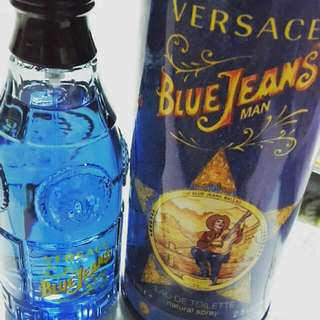 Brand New Versace Blue Jan Fragrance
