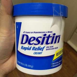 BN Desitin Rapid Relief Cream (16Oz)