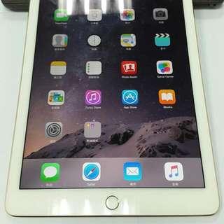Apple iPad air2 16g wifi版 金色 保固2016/04