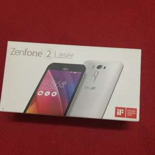 ASUS Zonefone 2 Laser