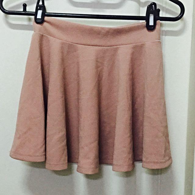 全新50%粉色圓裙