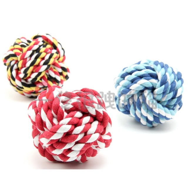 【加購商品】不挑色/寵物潔牙玩具/編織棉球/磨牙玩具/貓玩具/狗玩具。
