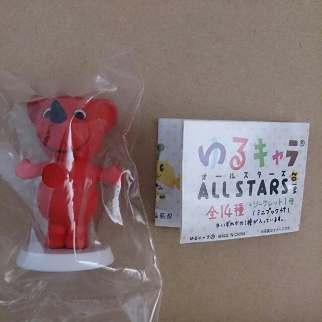 日本縣市吉祥物盒玩