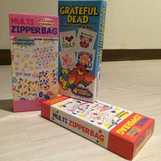🇯🇵日本卡通造型密封袋