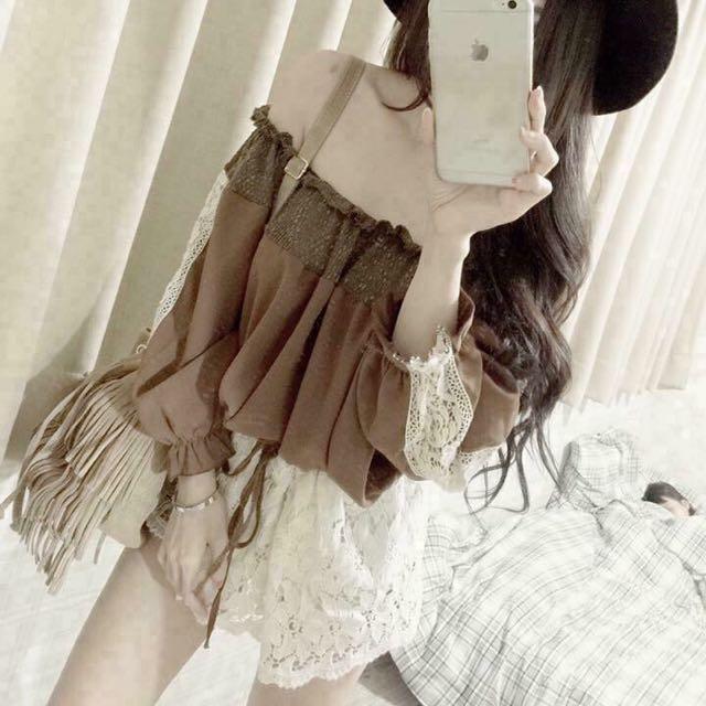 氣質平口洋裝