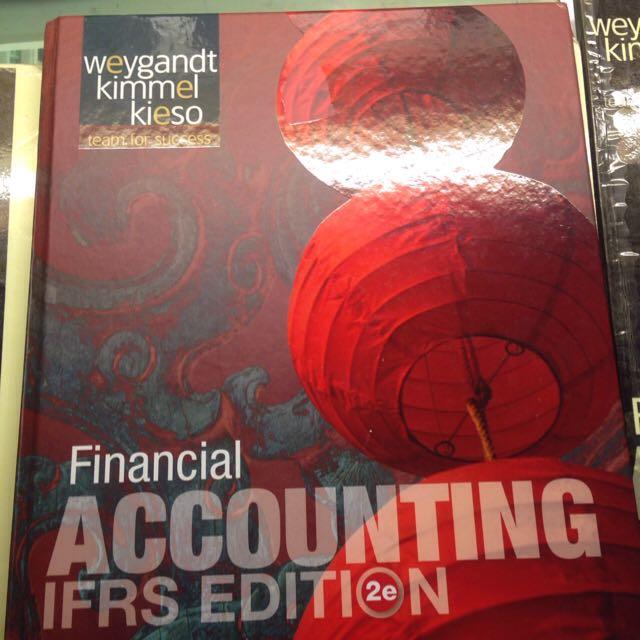 會計 Financial Accounting Ifrs Edition