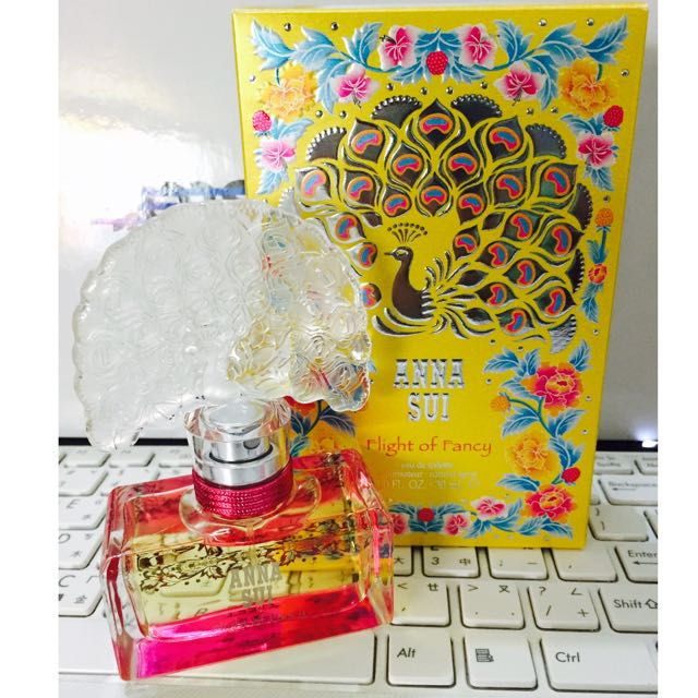 Anna Sui Flight of Fancy 逐夢翎雀女性淡香水30ml