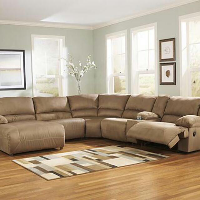 Ashley S Furniture Sectional