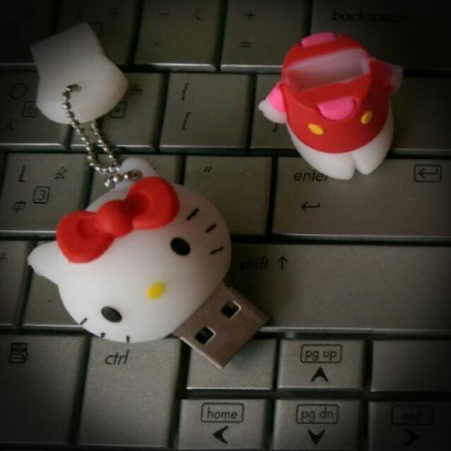 Kingston 金士頓 2.0 Kitty 隨身碟 USB 16G