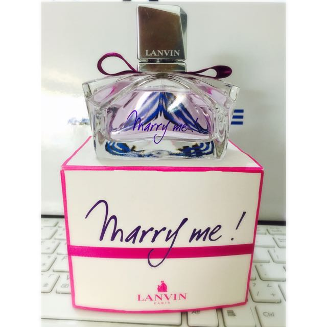 LANVIN Marry Me 女性淡香精50ml