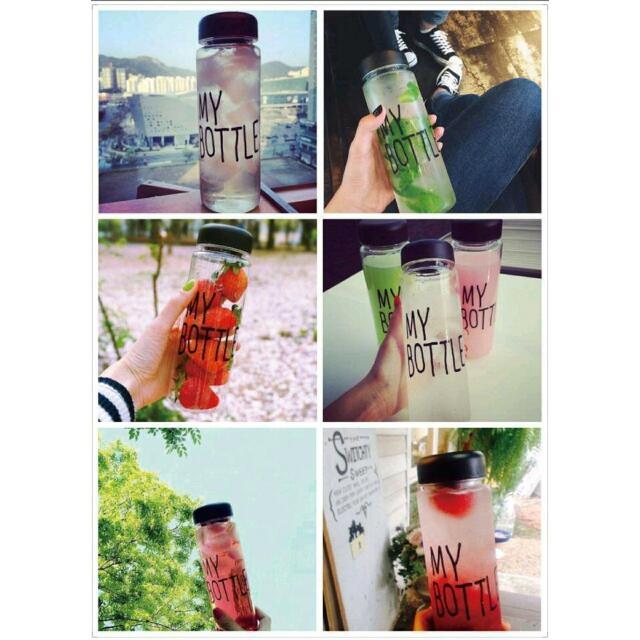 全新未使用✨My Bottle隨身杯