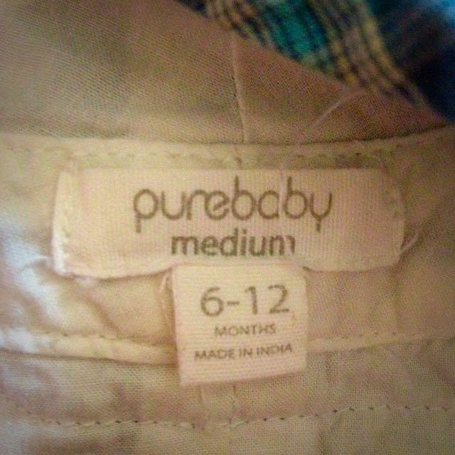 Pure baby Bucket Hat