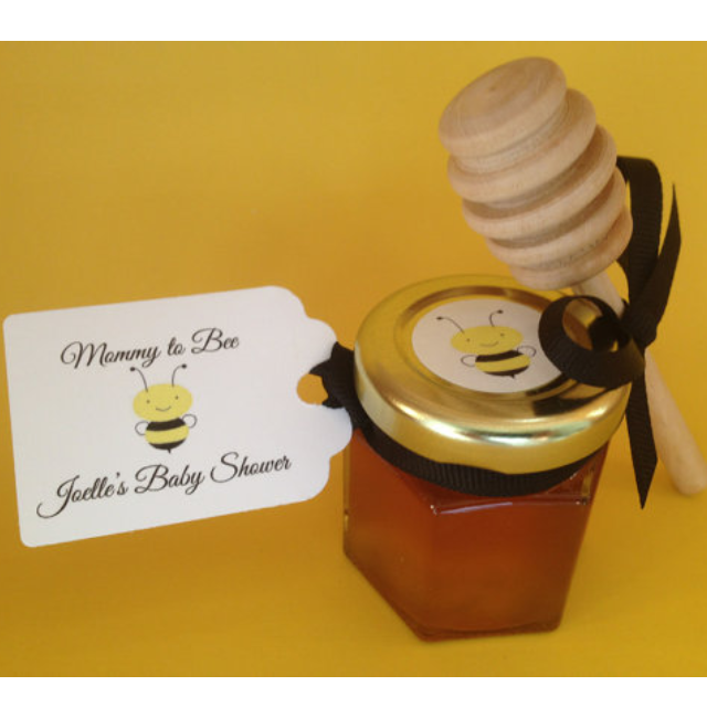 Quality Natual Raw Pure Honey Wedding Favor Gift Door Gift Berkat
