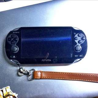 PS Vita 16gb 3G with 5 RPG games (open to trades)