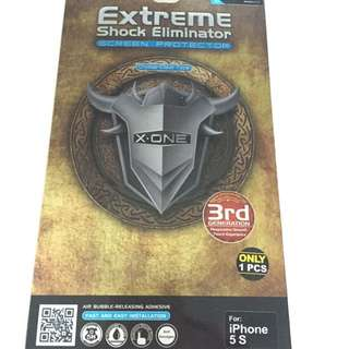X-ONE High Quality Screen Protector For iPhone 5s
