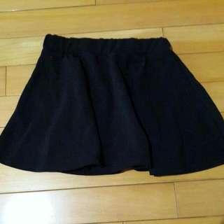 簡約黑短裙(全新)