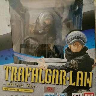 Trafalgar. LAW