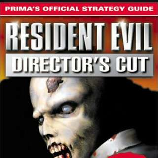 Looking For Resident Evil Strategy Book..
