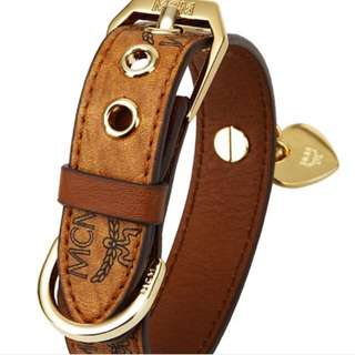 💯Authentic MCM Leather Bracelet