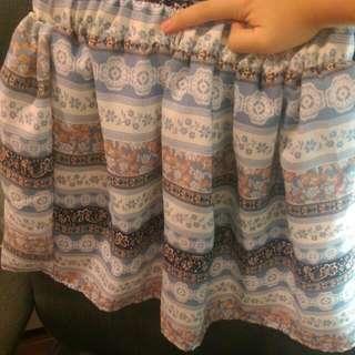原住民風傘裙