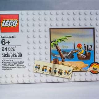Lego 5003082 D2C Retro Minifig 2015 Classic Pirate