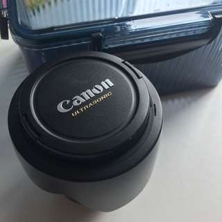 Canon EFS 17-55