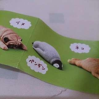 收👉休眠動物-企鵝款