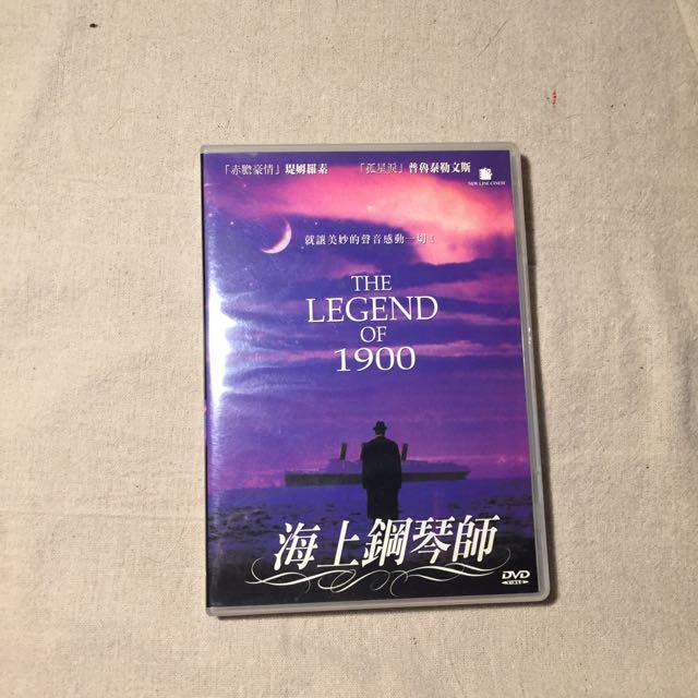 海上鋼琴師 DVDs