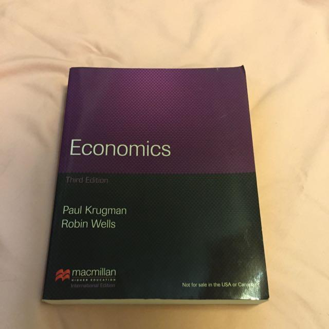 經濟學用書 Economics