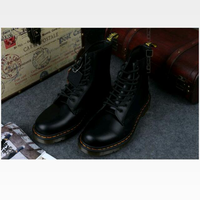 authentic doctor martens po bulletin board preorders on carousell