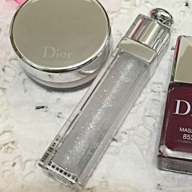 Dior迪奧_癮誘魔力鏡光唇彩
