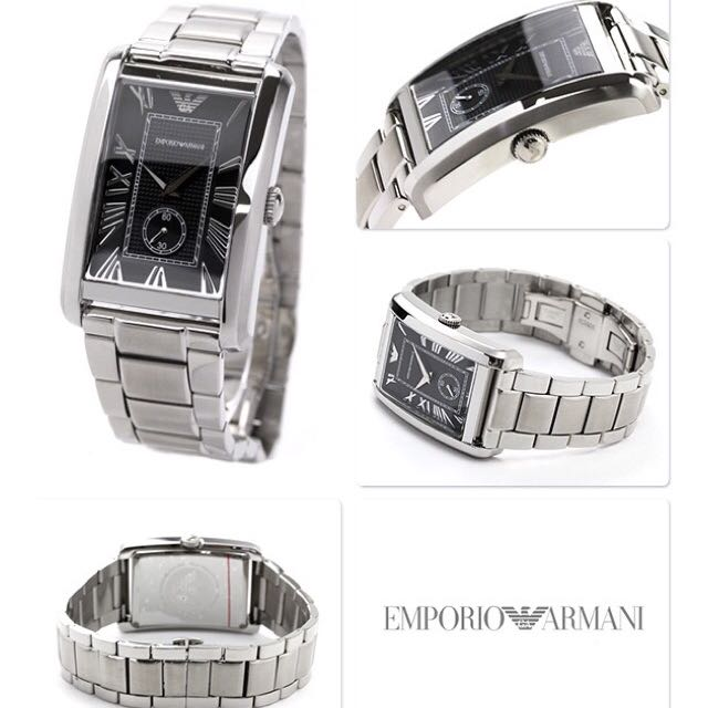 EMPORIO ARMANI 亞曼尼 AR1608  專櫃8折代購