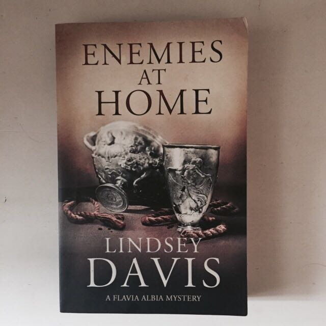 enemies at home davis lindsey