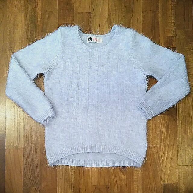 439b31d72dd H M Girls Woolly Jumper