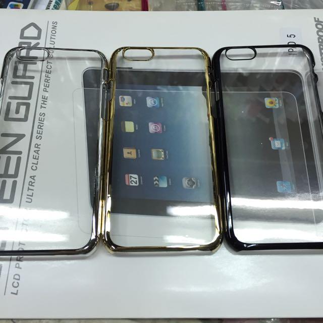 iPhone 6/6s 透明硬殼
