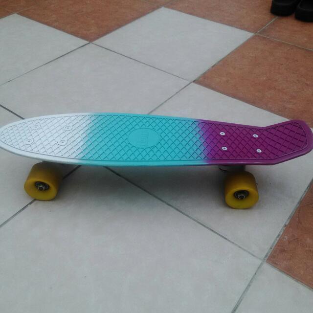 Penny 滑板  膠板