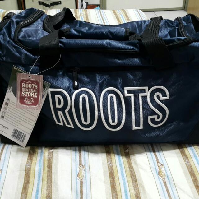 ROOTS Sports Bag旅行袋