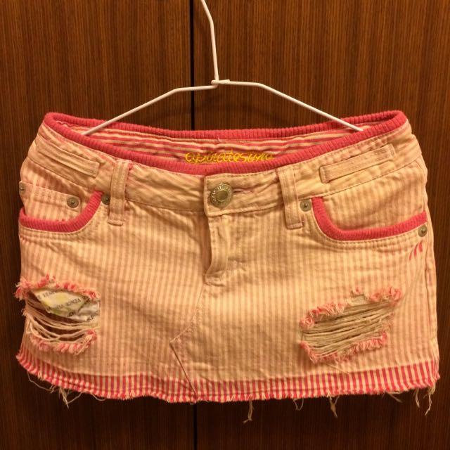 Roxy 龐克風短裙
