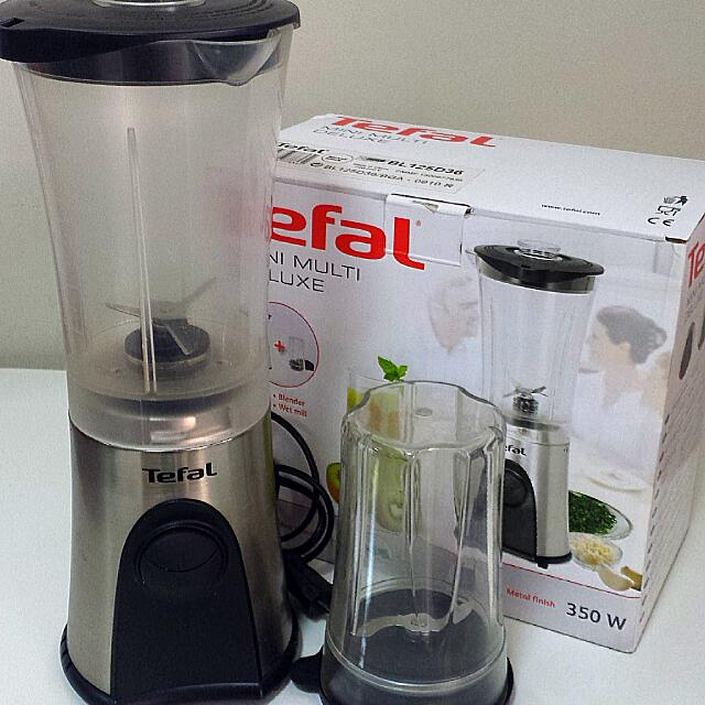 Tefal Multi Deluxe Blender And Mill