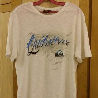 Authentic Quicksilver Shirt