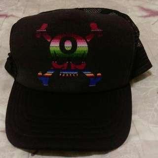 OVERKILL X SUBCREW 聯名網帽