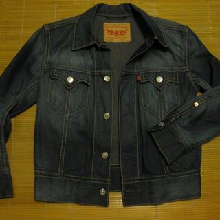 Levi's 150週年紀念 TYPE1 70901 特別刷色版牛仔外套