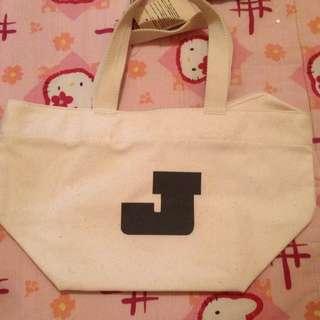 無印良品小型手提包(J)